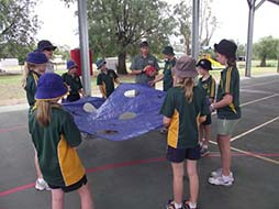 Year 5/6/7 Leadership/Team Building Program