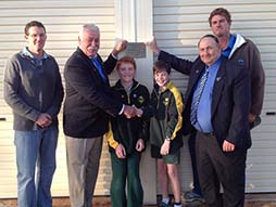 Sport Shed Opening